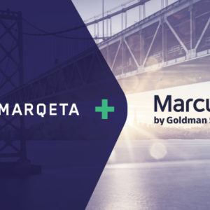 Marqeta announces a new partnership with Marcus by Goldman Sachs